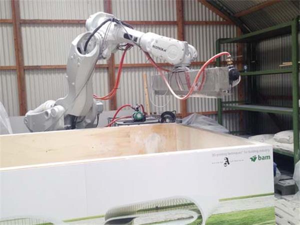 Transportation News Roundup – New Construction 3D Printer