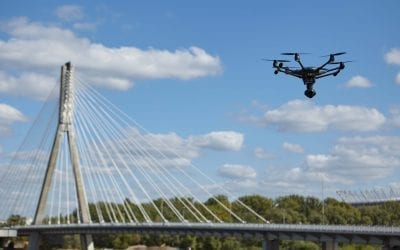 MnDOT's Bridge-Inspecting Drones: In the News