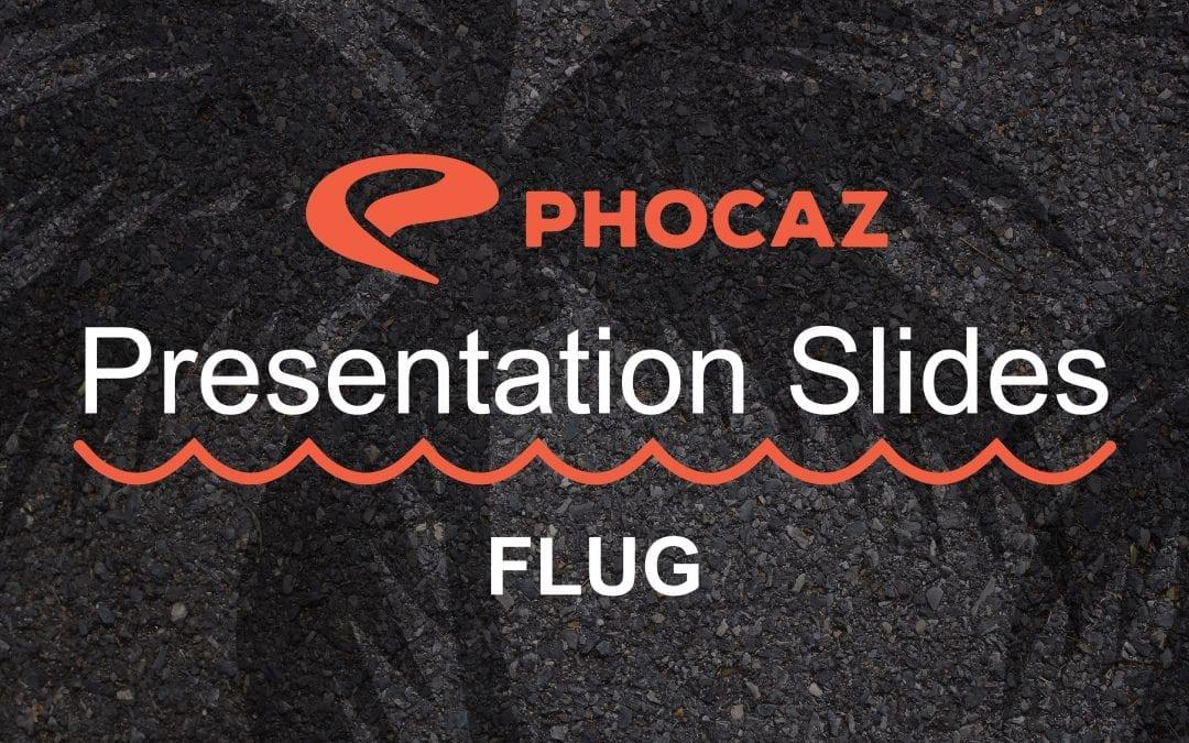 FLUG 2019 Presentations
